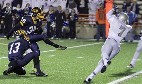 OHSAA football playoffs: State semifinal scores, state ...