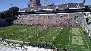 Gt Football Seating Chart Bobby Dodd Stadium Section 222 Rateyourseats Com