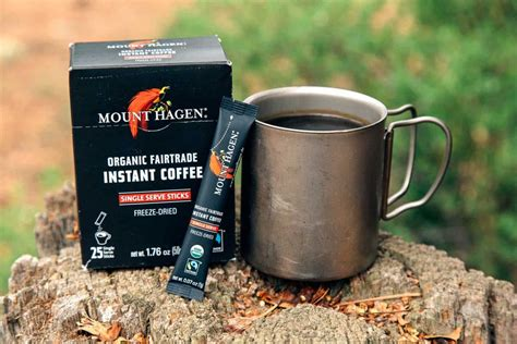 The world's first organic freeze dried instant coffee! Review: 10 Instant Coffees for Backpacking | Instant coffee, Coffee, Best organic coffee