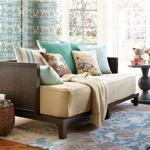 queen daybed on pinterest full size daybed animal print With sofa that turns into queen bed