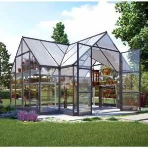 glashaus fur den garten kaufen und glucklich sein With französischer balkon mit glashaus garten