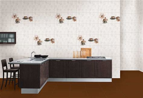 kajaria kitchen tiles design rosabella highlighter digital 30x60 cm wall tiles glossy 4918
