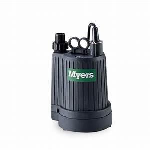 Myers  6 Hp 115v