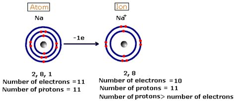 Macro To Micro What Differs Atoms From Ions?