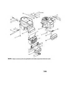 troybilt lawn tractor parts model ltx1842 sears