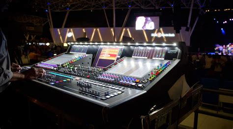 The Digico Sd5, New Inventory For Clearwing.
