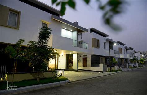modern house  classical touch villa  kondapur
