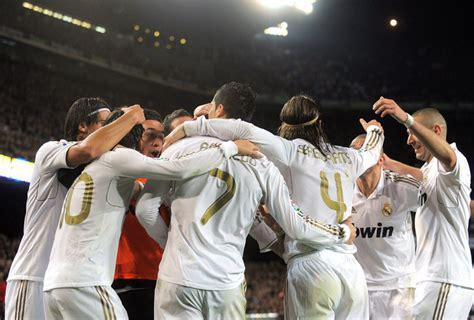 Real Madrid: 5 Things We Learned in El Clasico Win over ...