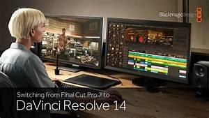 So gelingt der Wechsel von Final Cut Pro 7 zu DaVinci ...