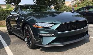 Dark Highland Green 2019 Ford Mustang Bullitt - MustangAttitude.com Photo Detail