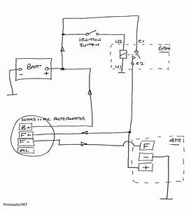 Dual Alternators Wiring Diagram