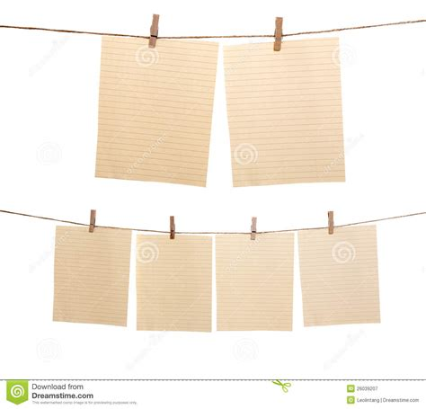 how to make hanging l with paper set of hanging paper sheet stock image image of