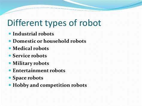 Robotics- Introduction