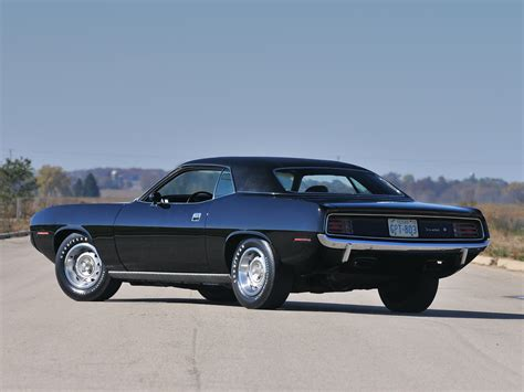 1970 Plymouth Hemi Cuda Bs23 Muscle Classic G Wallpaper