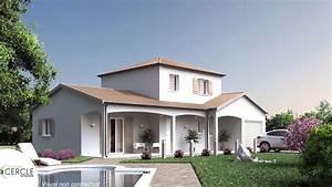castellane maison avec tour de style provencale With maison en l avec tour