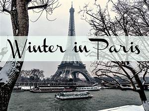 How to Spend your Winter in Paris