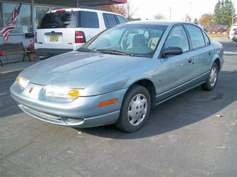 2002 Saturn Sseries Sl1 For Sale In Sheboygan Cedar Grove