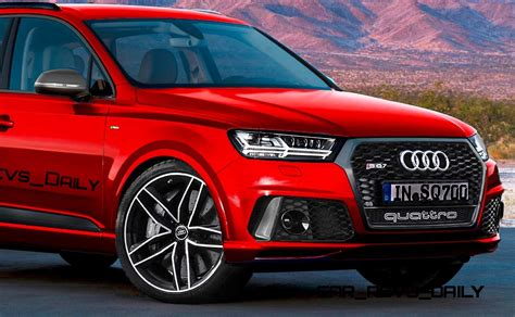 Future Suv Renderings 2016 Audi Rs Q7 16  2017 2018