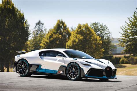 The Bugatti Divo is ready for delivery - SlashGear