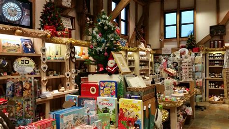 christmas gift shop  penshurst place kent attractions