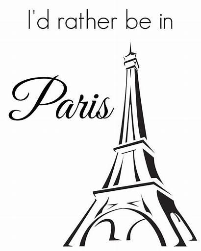Printable Paris French Themed Printables Girlinthegarage Rather