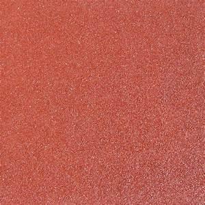 Rouge Brique Avec Quelle Couleur : dalle caoutchouc 50x50x4 5 cm couleur rouge brique ~ Melissatoandfro.com Idées de Décoration