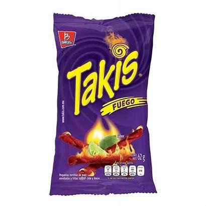 Takis Fuego Chips Tortilla Mhd 62g Heatsupply