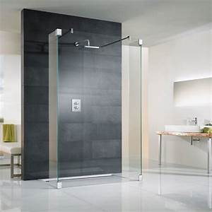 Duschtrennwand Bodengleiche Dusche : walk in dusche erfahrung walk in dusche in schiefergrau ~ Michelbontemps.com Haus und Dekorationen
