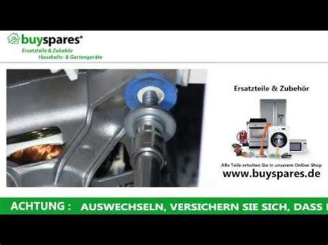aeg waschmaschine reparieren frontblende zusammenbauen