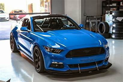 Gt Mustang Build Track Blow Away Autosystempro