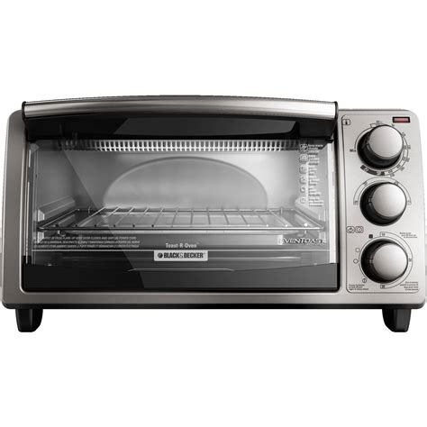 Black Decker Toaster Oven by Black Decker 4 Slice Toaster Oven Silver To1373ssd Ebay