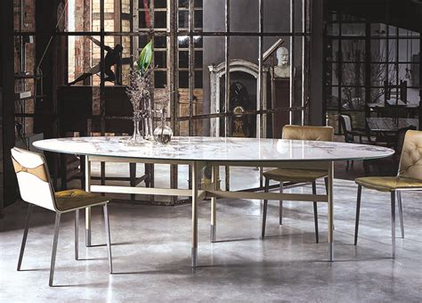Bontempi Glamour Dining Table  Bontempi Tables  Bontempi