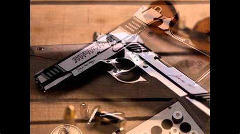The Most Beautiful 1911 Ever Made? Youtube