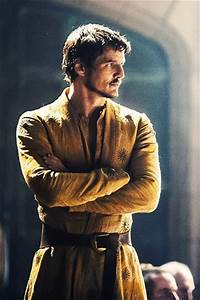 Game of Thrones : Oberyn Martell - Pedro Pascal. We didn't ...