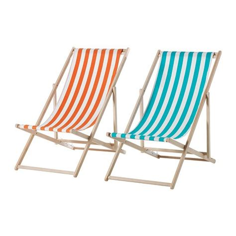 chaise de plage ikea 10 easy pieces folding deck chairs gardenista