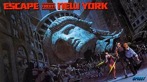Escape From New York Wallpaper | George Spigot's Blog
