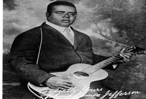 Blind Lemon Jefferson On Lonestarmusic.com
