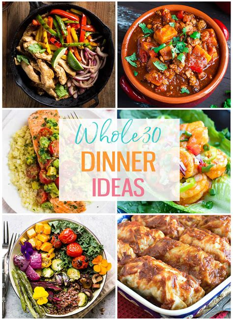 20 delicious whole 30 dinner ideas the bloor