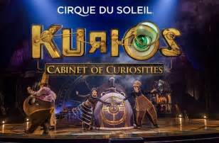 live production cirque du soleil s kurios cabinet of curiosities