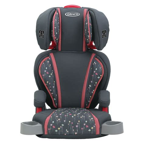 si e auto graco graco baby highback turbobooster car seat