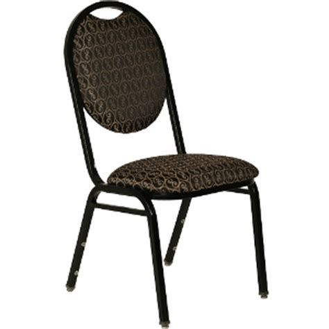 padded back stackable banquet chair rental