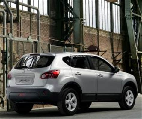 nissan qashqai  diesel  car specifications