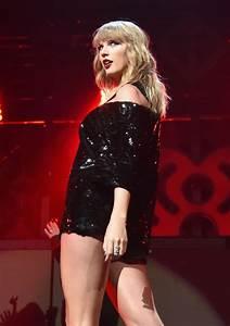 Taylor Swift At Z100 Jingle Ball 2017 in NY - Celebzz ...