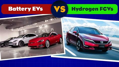 Electric Car Fuel by Why Battery Electric Cars Are Dominating Hydrogen Fuel