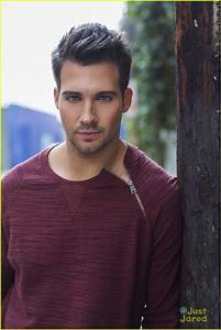 James Maslow Suits Up For Dec/Jan 2015 Cover of 'Cliche ...