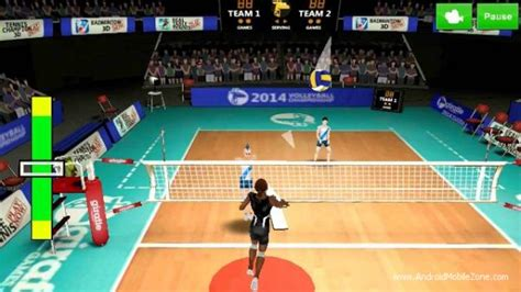 volleyball champions    mod money apk android