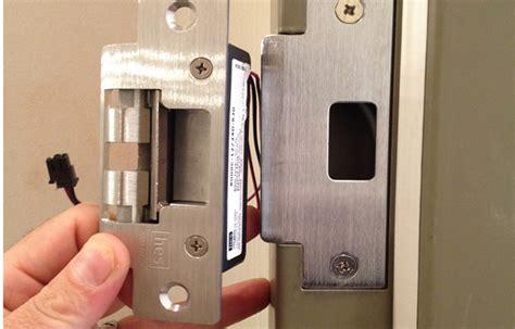 Electric Strike Installation Guide All Locks Doors