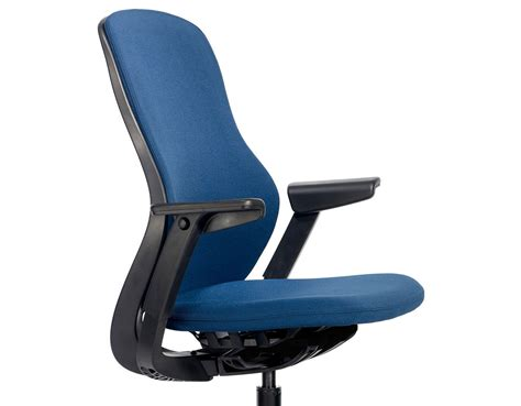 Knoll Regeneration High Task Chair by Regeneration Fully Upholstered High Task Chair