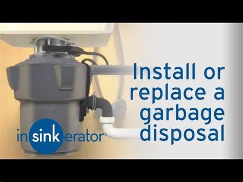 garbage disposal leaking from power cord garbage disposal installation wmv funnydog tv