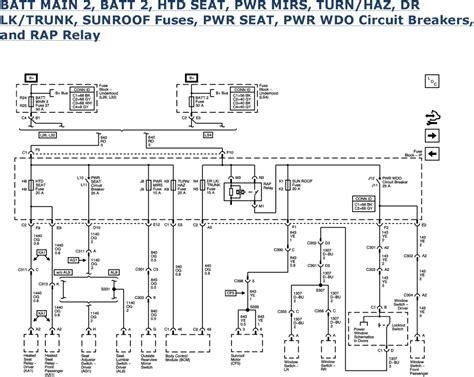 2004 Chevy Impala Power Window Wiring Diagram by Chevy Impala Wiring Diagram Wiring Diagram